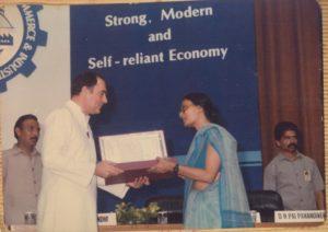 FICCI Award 1