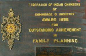 FICCI Award 2